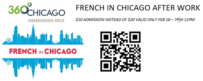 Afterwork Français Chicago